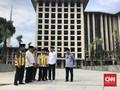 Jokowi: Renovasi Masjid Istiqlal Rampung Sebelum Ramadan
