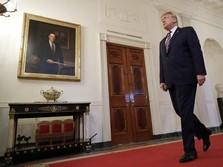 Gedung Putih Terancam Jadi Hotspot Corona di AS?