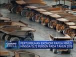 2019, Pertumbuhan Ekonomi Papua Minus Hingga 15,72%