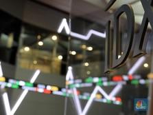 IHSG Drop 4%, Saham Grup Astra Berguguran