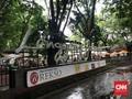 Pemindahan Pedagang Lenggang Jakarta ke Gambir Belum Final