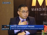 Bank Mandiri Siapkan USD 2,3 Juta Untuk Digitalisasi