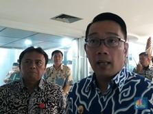 Citarum Mulai Bersih, Ridwan Kamil Raih Pujian Menko Luhut
