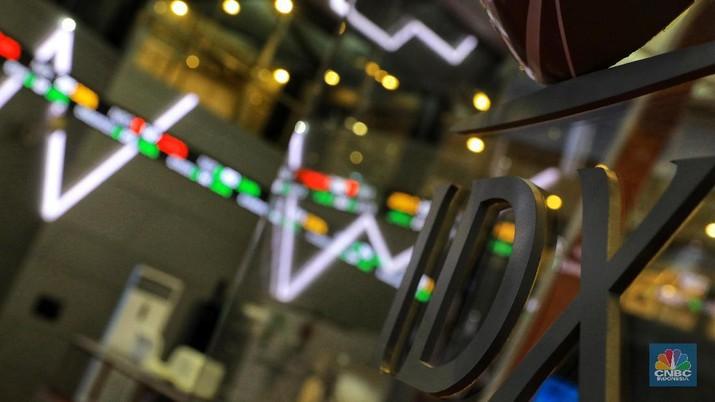 IHSG Terjerembab 4,32%, BEI: Belum Masuk Protokol Krisis