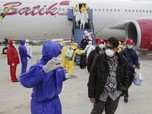 Korban Tewas Corona 1.000 Lebih, Gimana Nasib Penerbangan RI?