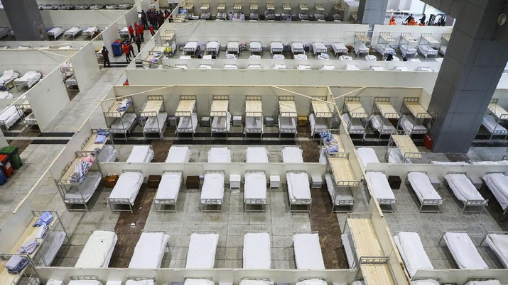 Dalam sehari saja, jumlah korban tewas karena corona bertambah 94 orang. Ini membuat per pagi ini, korban tewas menjadi 1.110 orang