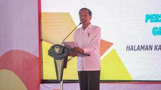Jokowi di Hari Pers Nasional: Wartawan Buat Saya Gugup