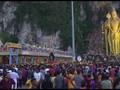 VIDEO: Virus Corona Tak Ganggu Festival Hindu di Malaysia