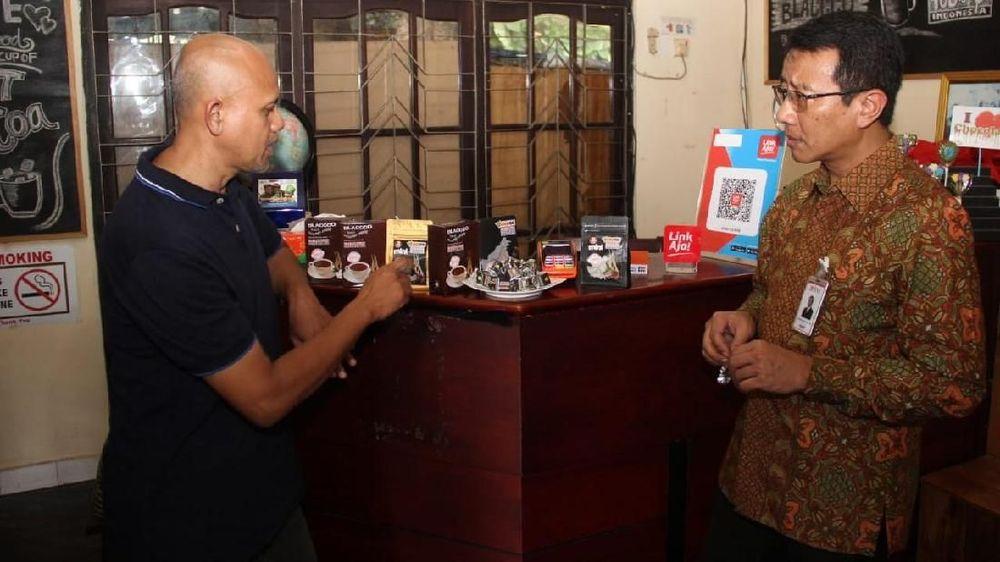 Abba Coklat merupakan salah satu dari 923 unit UMKM yang telah bergabung dalam Rumah BUMN Banjarbaru. (Dok.BNI)