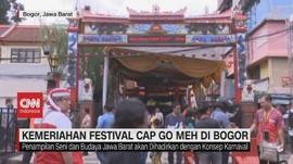 VIDEO: Kemeriahan Festival Cap Go Meh di Bogor