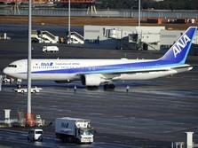 Anjloknya Penumpang Pesawat Gegara Corona Terparah Sejak 9/11
