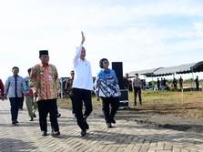 Jokowi: Insan Pers Selalu di Hati dan Selalu Dirindukan