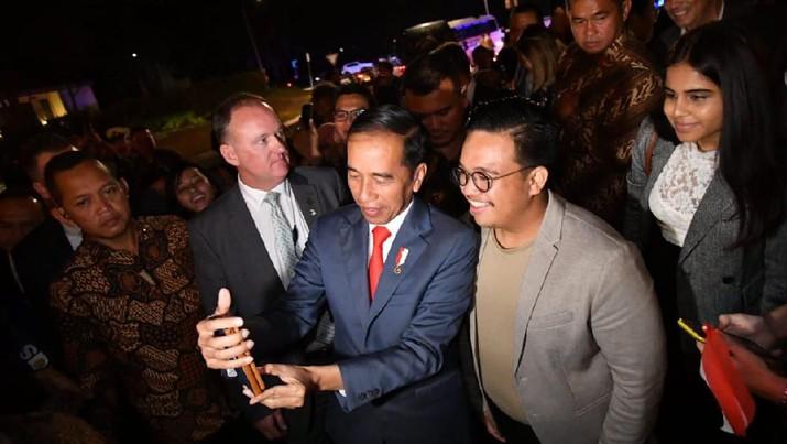 Presiden Joko Widodo (Jokowi) menginginkan arus modal asing tetap masuk sehingga memberikan dampak langsung ke pertumbuhan ekonomi.