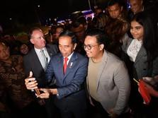 Saat Jokowi Sebut Betapa Pentingnya Modal Asing Bagi RI
