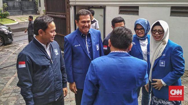 Asman Abnur Mundur dari Caketum Buntut Ricuh Kongres PAN