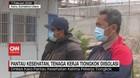 VIDEO: Tenaga Kerja Tiongkok di Sumatera Utara Diisolasi