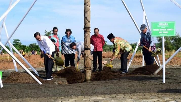 Sebelum Terbang ke Australia, Jokowi Hadiri HPN di Kalsel