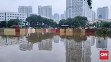 Cegah Banjir di Underpass Kemayoran, PUPR Bakal Bangun Pompa