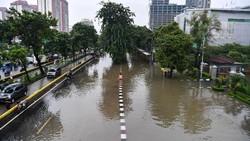 Proyek Antibanjir Mandek, Jangan Heran Jakarta Langganan Terendam