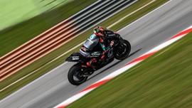 Hasil Tes MotoGP di Sepang: Quartararo Terbaik, Marquez ke-12