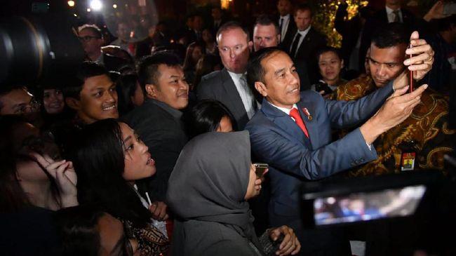 Disambut Upacara Kenegaraan, Bahas Apa Jokowi di Australia?
