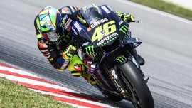 Rossi Pensiun Dianggap Hal Positif untuk MotoGP