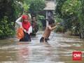Hujan Lebat Hingga Jumat, Pantau Banjir Lewat Petabencana.id