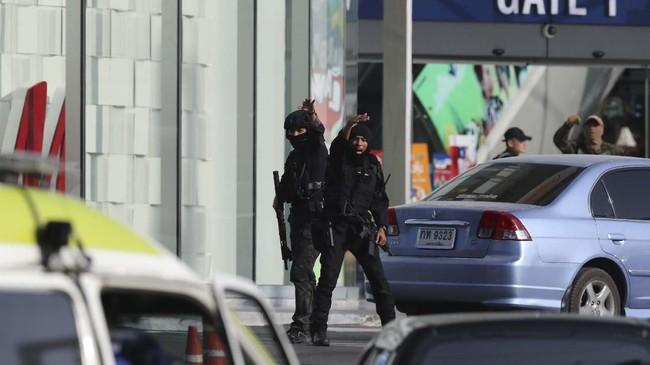 Sebelum aksi yang menewaskan puluhan orang dan mengakibatkan beberapa lainnya terluka, pelaku sempat mengunggah tulisan