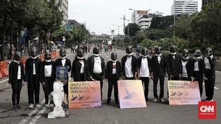 Greenpeace Desak RI Dukung Perjanjian Laut Internasional