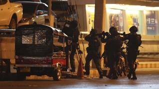 Motif Penembakan di Thailand Disebut Karena Masalah Pribadi