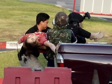 25 Orang Tewas di Mal Thailand, Saksi: Saya Bersyukur Selamat