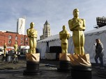 Mengintip Persiapan Piala Oscar yang Digelar Besok