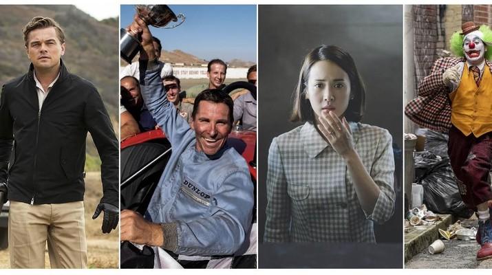 Berikut deretan nominasi peraih piala Oscar 2020
