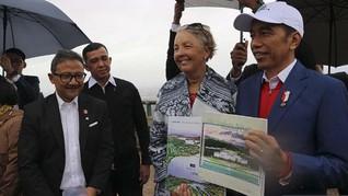 Terpukau Canberra, Jokowi Yakin Pindah Ibu Kota Baru 2024