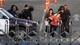 Jenderal Thailand Menangis Saat Jumpa Pers Soal Penembakan
