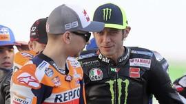 Bos Petronas Yamaha: Rossi-Lorenzo Belum Bicara ke Kami
