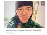 Jakrapanth Thomma, Si Penembak yang Tewaskan 25 Orang di Mal