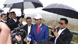 Jokowi Ungkap Alasan Microsoft Dkk Mau Buat Pusat Data di RI