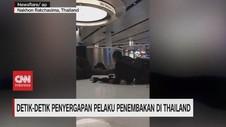VIDEO: Penyergapan Pelaku Penembakan di Thailand