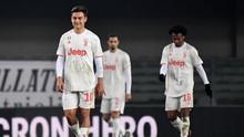 Juventus Diadang Rekor Buruk Lawan SPAL