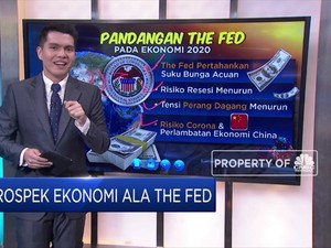 Prospek Ekonomi Ala The Fed