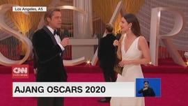 VIDEO: Brad Pitt hingga Leonardo DiCaprio di Ajang Oscar 2020
