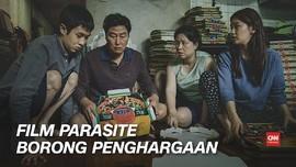 VIDEO: Film Parasite Borong Penghargaan di Oscar 2020