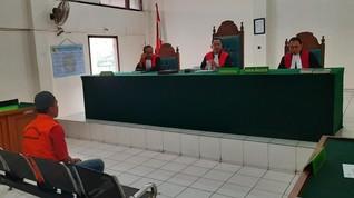 Penganiaya Siswa SMA Taruna Palembang Dituntut 8 Tahun Bui