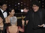 Cetak Sejarah Perfilman Asia, Parasite Bersinar di Oscar 2020