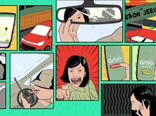 Kisah Penculikan yang Gagal Gara-gara Grab Emergency Button