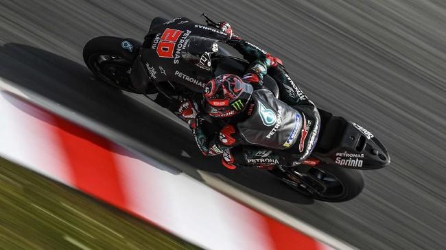 FOTO: Tes MotoGP di Sepang Usai, Quartararo Fenomenal