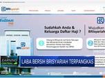 Laba Bersih BRISyariah Terpangkas 30% pada 2019