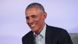 Barack Obama Raih Piala Oscar Pertama Berkat American Factory