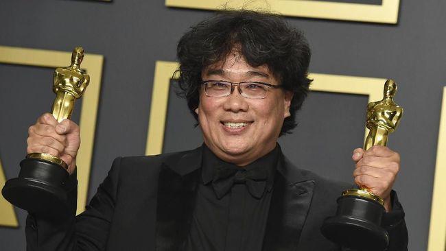 Menang Oscar, Bong Joon-ho Diundang ke Istana Presiden Korsel